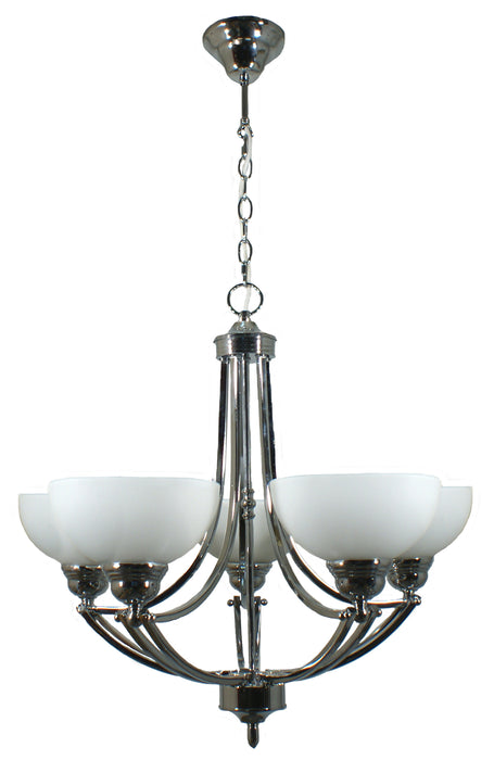Lighting Inspiration Houston 5Lt Pendant