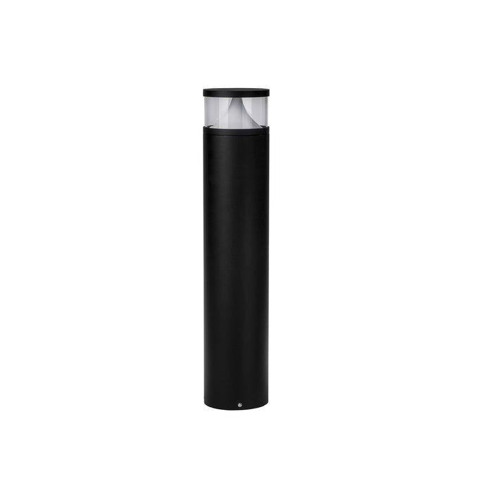 Havit HV1628T-BLK-RND Divad Black Round Led Bollard Light