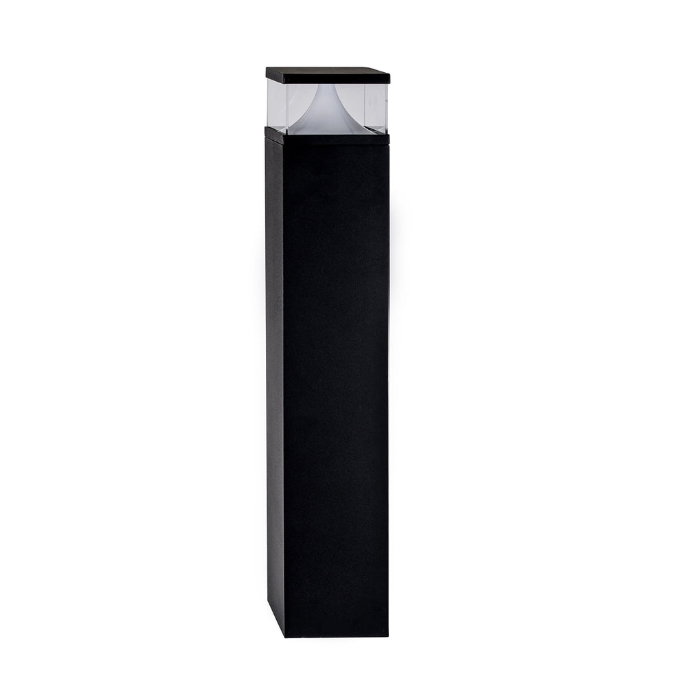 Havit HV1628T-BLK-SQ Divad  Black Square Led Bollard Light