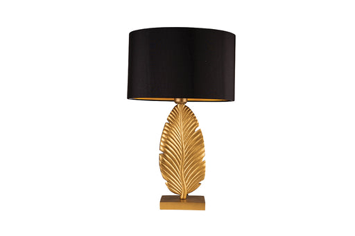 Mercator Liliana Gold Leaf Table Lamp