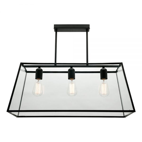 Mercator Manchester 3 Light Pendant