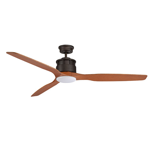 Martec Governor 60″ Ceiling Fan with ABS Blades and Tricolour LED Light