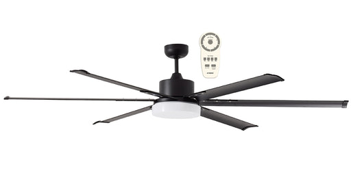 Martec Albatross 72″ DC Ceiling Fan With 24W LED Light and Remote