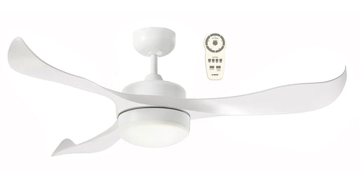 Martec Scorpion 52″ DC Ceiling Fan With 20W CCT LED Light and Remote