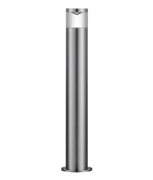 CLA Phare 316 Stainless Steel Exterior Bollard Light