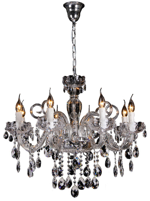 Lighting Inspiration Prague 8LT Chandelier
