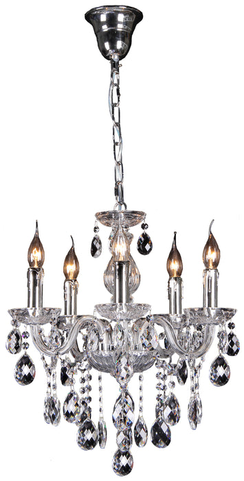 Lighting Inspiration Venice 5LT Chandelier