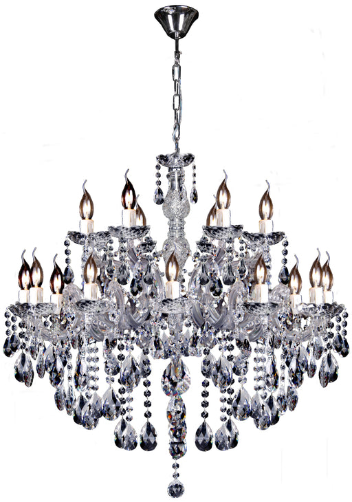 Lighting Inspiration Zurich 18LT Chandelier