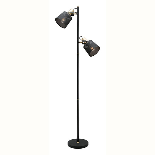 Arizona 2Lt Floor Lamp Mercator