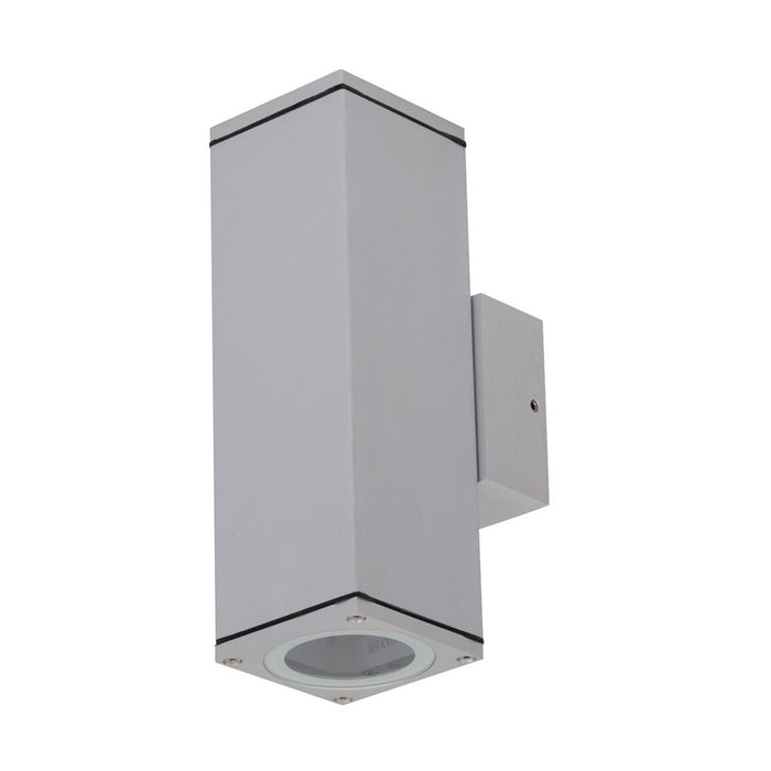 Domus ALPHA-2 Up/Down LED GU10 Exterior Wall Light