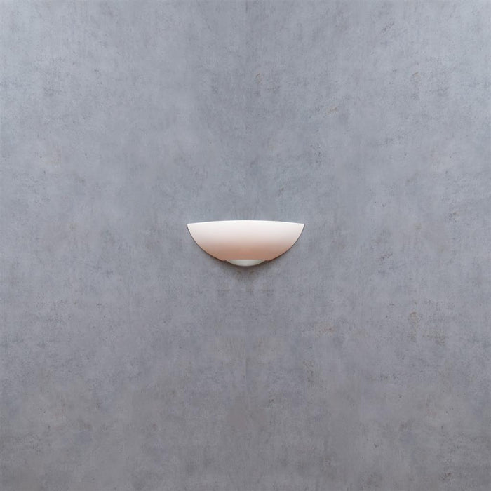 Domus BF-7949 Ceramic Corner Wall Light