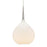 Bollene 1lt Medium Pendant Cougar Lighting
