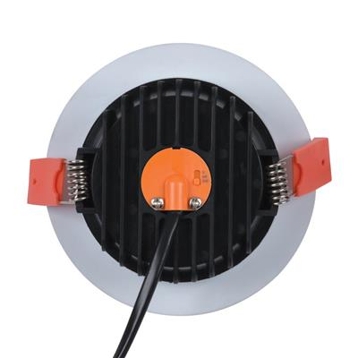 Domus BOOST-10 Round 10W Dimmable Colour Change Switchable LED Downlight