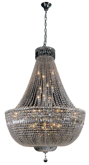 LIGHTING INSPIRATION CLASSIQUE BASKET 18LT EXTRA LARGE 75cm Chrome