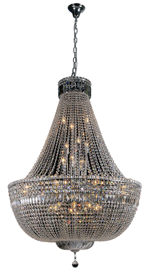 LIGHTING INSPIRATION CLASSIQUE BASKET 27LT SUPER LARGE 100cm Chrome