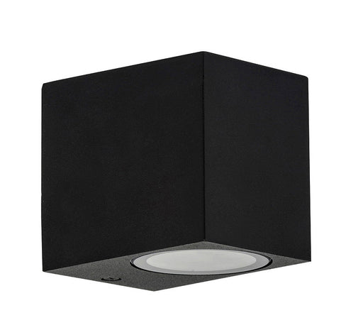 3A Lighting Square Fixed Down Outdoor Wall Pillar Light