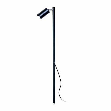3A Lighting Single Head Garden Spike Light 1M