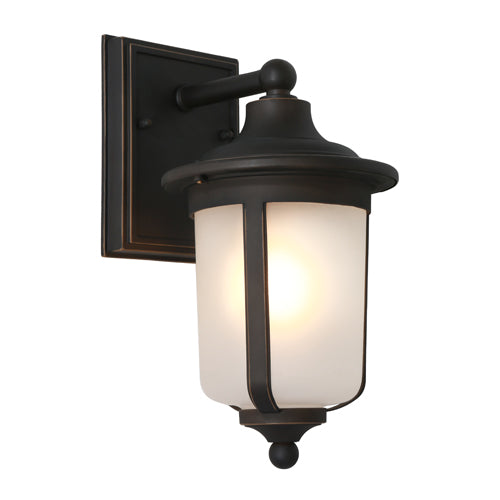 Cougar Devon Wall Light Black