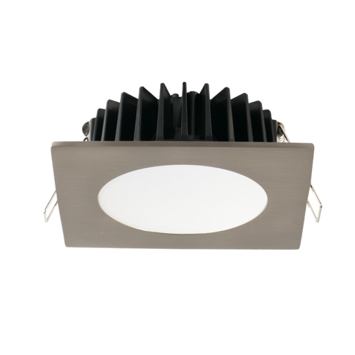 SAL ECOGEM S9041TC Square 10W Dimmable IP44 LED downlight