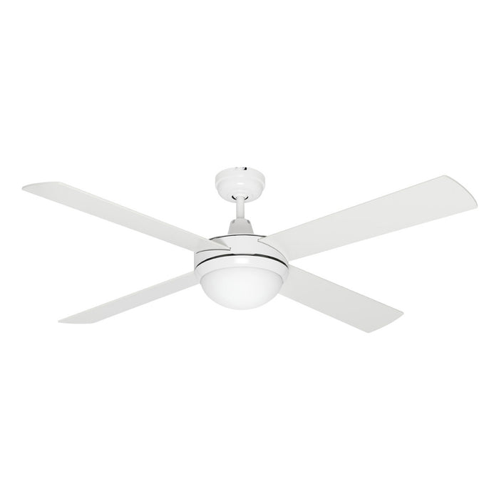 Mercator Caprice 1300 Ceiling Fan with B22 Light