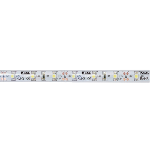 SAL 12V LV Single Colour 5M Led Strip IP44