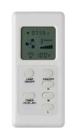 FRM97 Ceiling Fan Remote Control Mercator