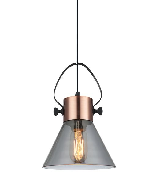FUMOSO Cone pendant light CLA Lighting