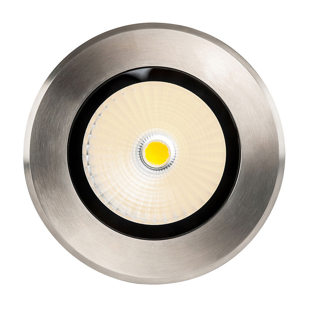 HV1834 - 12V LED 30W In-ground uplighter round Havit Lighting