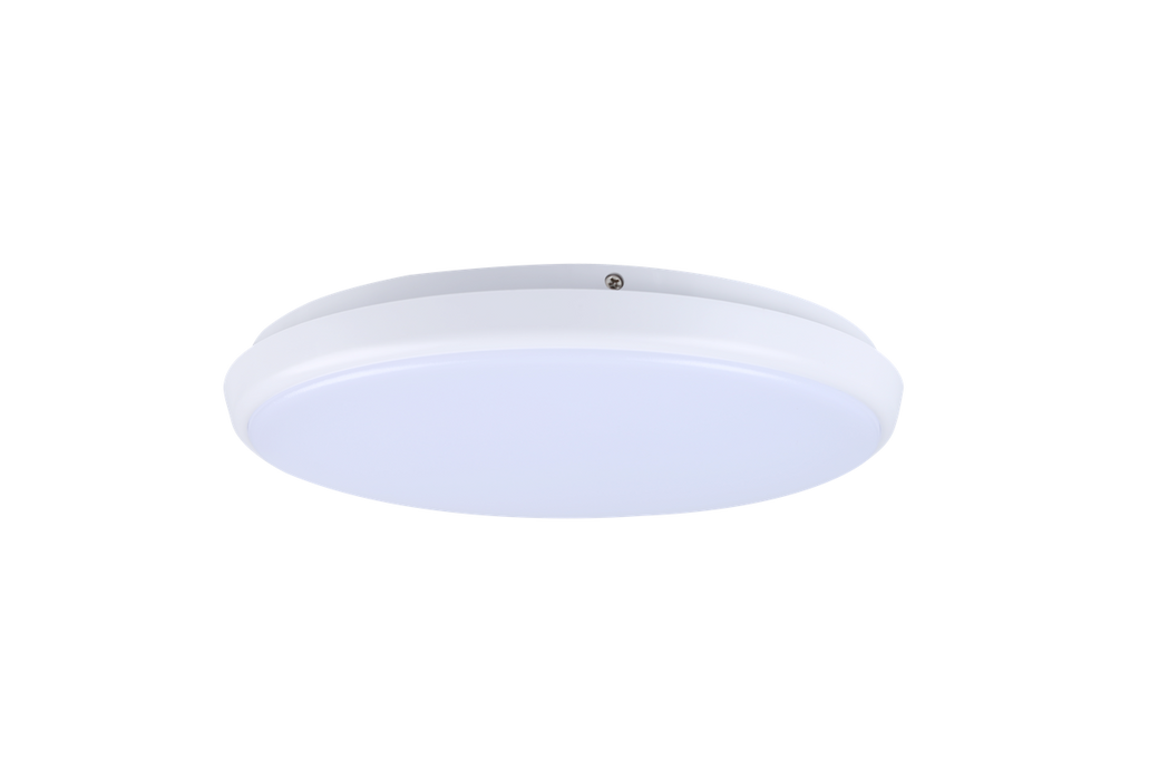 new style 02235 44719 3A AC9001 IP54 Dimmable LED Ceiling Light Round