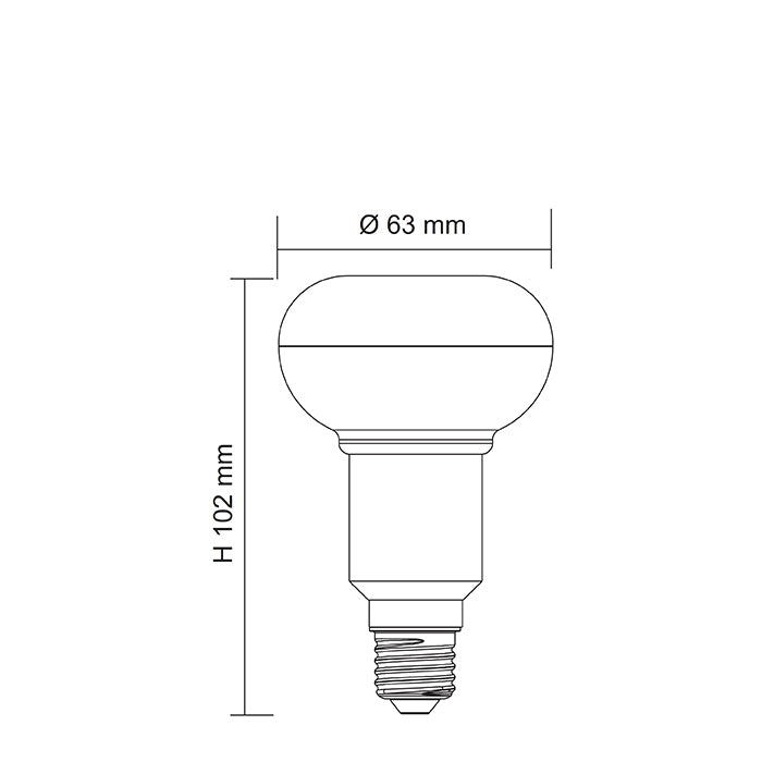 SAL LED R63 LAMP