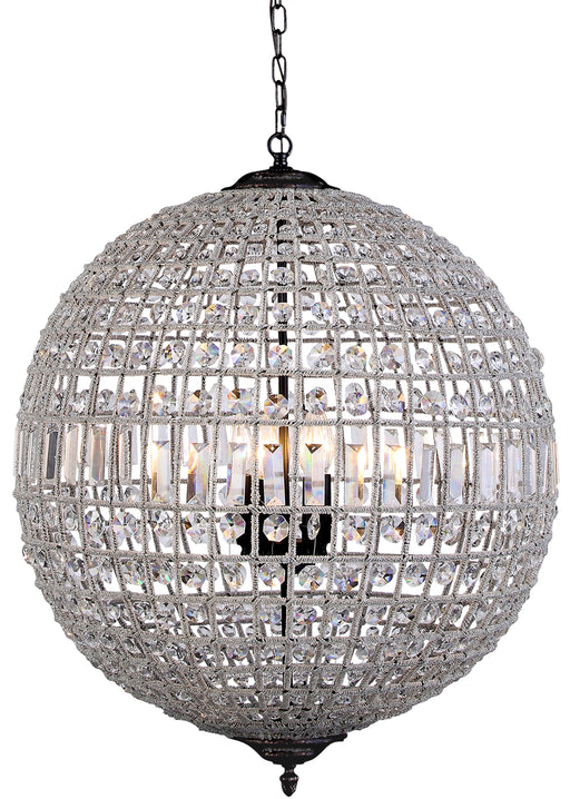 LIGHTING INSPIRATION MARSEILLES BALL LARGE 3LT Bronze