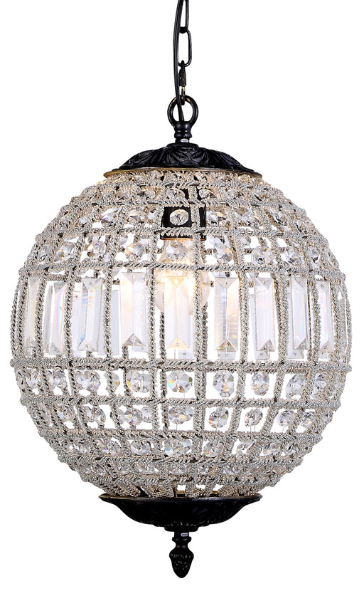 LIGHTING INSPIRATION MARSEILLES BALL SMALL 1LT Bronze