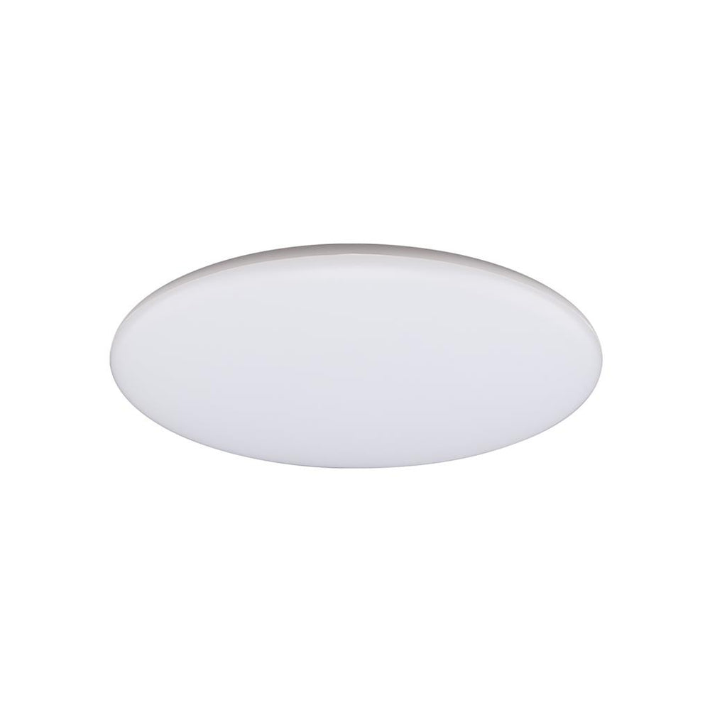 Domus MONDO-300 300MM Tri Colour Slimline Round 20W LED Oyster