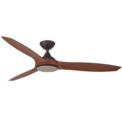 Martec Newport Ceiling Fan With Light