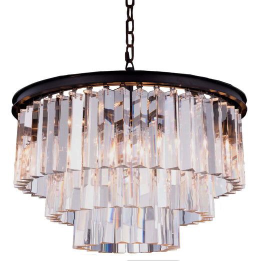 LIGHTING INSPIRATION ODEON LARGE 6LT Bronze