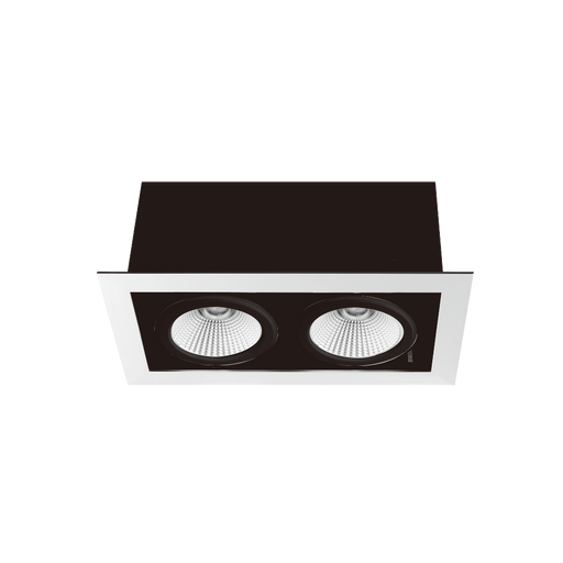 SAL Mansfield S9530 12W/20W/35W Square and Rectangular profile AR111 Recessed Downlights