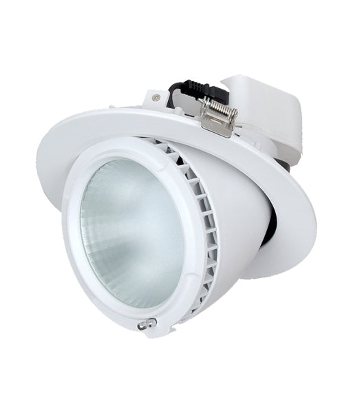 CLA SHOP LED Commercial Shop Lighters / Downlights (Round)