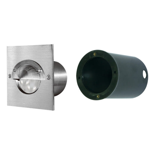 SAL EXTERIOR RECESSED LED WALL LIGHT NEWPORT SL7268