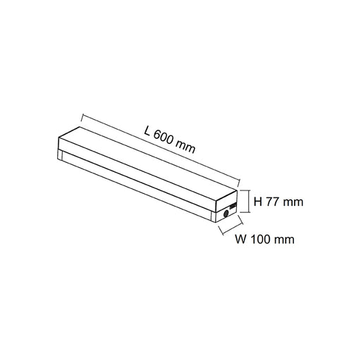 SAL LEDLINE SLD2000/4000 LED DIFFUSED BATTEN