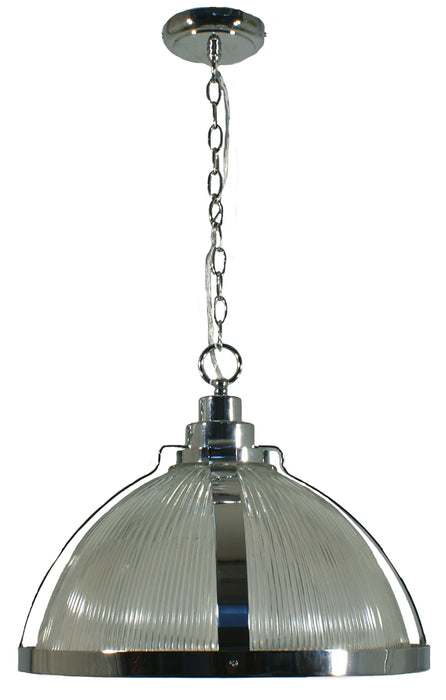 Lighting Inspiration Stockton Chain Large 1Lt Chrome