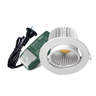 ECOSTAR S9046 Dimmable LED Downlight Sunny Lighting