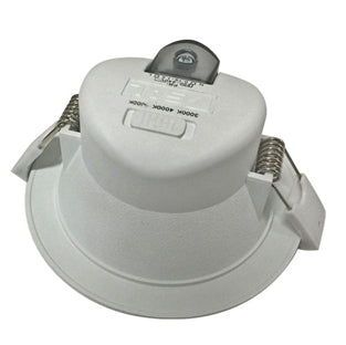 Wave S9065TC  dimmable LED downlight Select Three colours Selectable with DIP switch Sunny Lighting