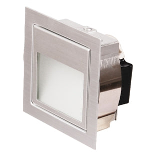 LEEMAN Recessed LED wall light Sunny Lighting