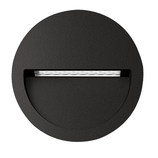 Domus ZAC-4 4W Round Recessed LED Wall Light IP65 240V