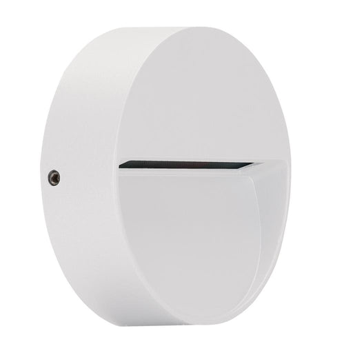 Domus ZEKE-4-4W-RND 240V Round Surface Mounted LED Steplight