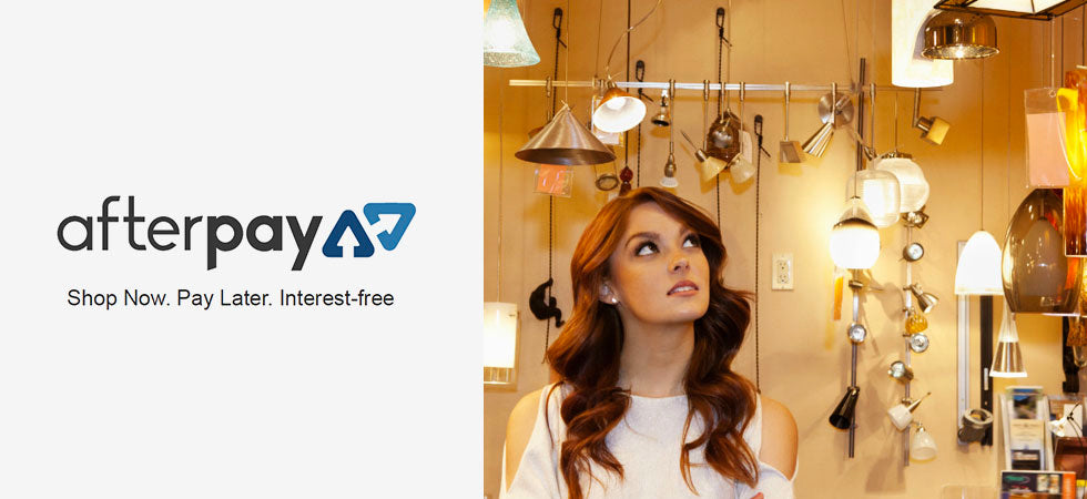 Afterpay Lighting Store Online