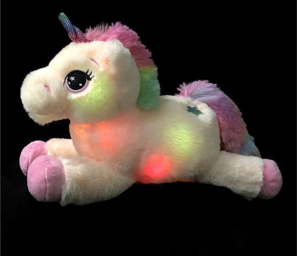 Light Up Unicorn Teddy