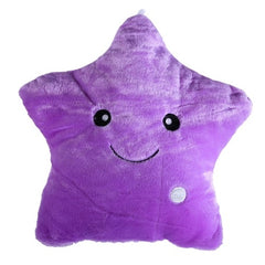 LED Luminous Star Pillow