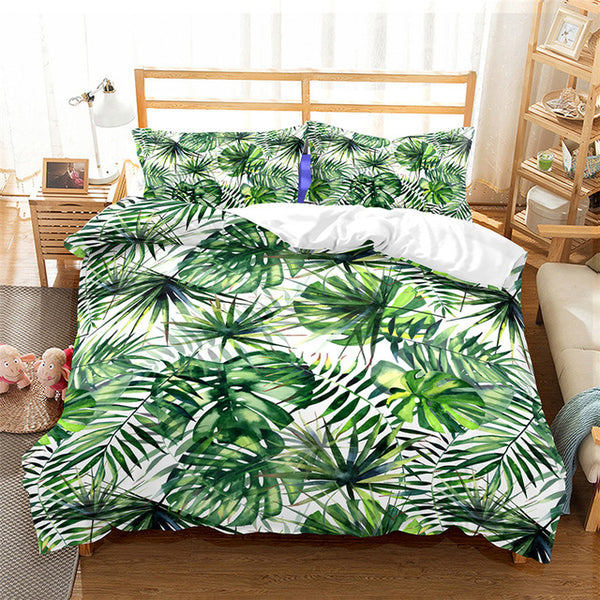 Tropical Bedding Set