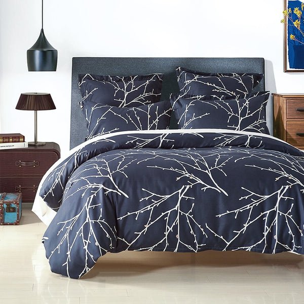 Reversible Duvet Cover Set